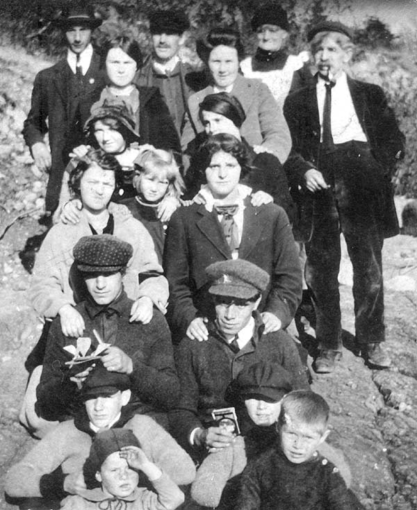 Bradford Family Photo