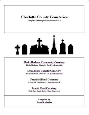 Heritage Charlotte: Charlotte County Cemeteries - Genealogical Overviews