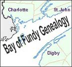Bay of Fundy Genealogy